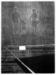 Loch, aus der Serie Melencolia Infantilis, 2013Holzschnitt, 10er Auflage Druck, 40 x 30 cm, Papier 43 x 33cm € 270,-