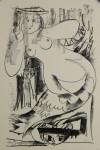 ohne TitelLithographie a/Papierre. u. signiert u. num. 19/4534,8 x 24,8 cm (Blattgröße)o/R € 950,-
