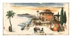 Cafe del Mar, 2002 Aquatinta-Radierung 38,0 x 54,0 cm€ 450