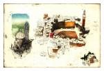 Cena a Siena, 1998 Aquatinta-Radierung 38,0 x 52,0 cm€ 320