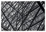 Struktur I 2009Linolschnitt, Auflage 12 + 2Druck 39,4 x 58,4 cm / Papier 58 x 78 cmVergriffen