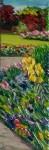 Blumenpracht im Park Gross Pankow 2011Öl auf Leinwand 60,0 x 20,0 cm€ 2400