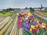 Irisfeld 2013Öl auf Leinwand 80,0 x 100,0 cm€ 7200