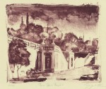 Parco Doria PamphiliLithographie, 1992Auflage 1021,5 x 25,5 cm450,- €
