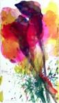 Callas 2002/03Aquarell auf PapierAM 37,8 x 22,0 cmPreis auf Anfrage