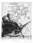 La BatailleStrichätzung, 1995Auflage 3014,3 x 11,7 cm240,- €