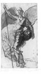 Fortunavernis mou, Strichätzung, Aquatinta, 1995Auflage 100 + XXV20,0 x 11,0 cm280,- €