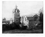 Kloster auf CapriStrichätzung, Aquatinta, 1996Auflage 4019,8 x 24,7 cm370,- €