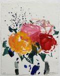 Rosen 2000Aquarell auf PapierAM 31,5 x 24,7 cmPreis auf Anfrage